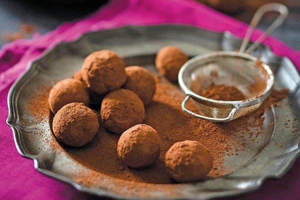 Čokoládové pralinky | Recepty | zena.sme.sk
