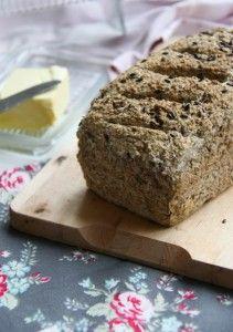 köleskenyér gluténmentes kenyér recept