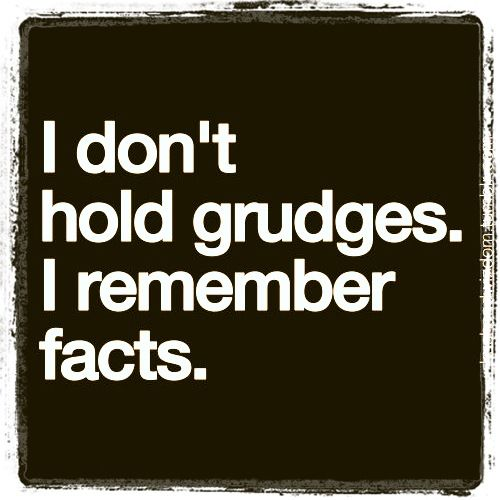 Some people may not agree to what I did but I did it for my self which makes me move forward and not wasting my time holding grudges on stupid things so I'm proud of myself and if you can't excepted that than fuck you!