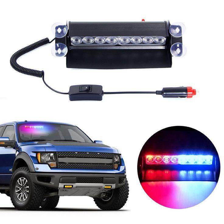 $23.99 (Buy here: https://alitems.com/g/1e8d114494ebda23ff8b16525dc3e8/?i=5&ulp=https%3A%2F%2Fwww.aliexpress.com%2Fitem%2F8-LED-Strobe-Light-Warning-Caution-Van-Truck-Emergency-Lamp-Bar-Windshield-3-Flashing-Modes-For%2F32677041328.html ) 8 LED Strobe Light Warning Caution Van Truck Emergency Lamp Bar Windshield 3 Flashing Modes For Ford Hummer Jeep Doge Toyota Kia for just $23.99
