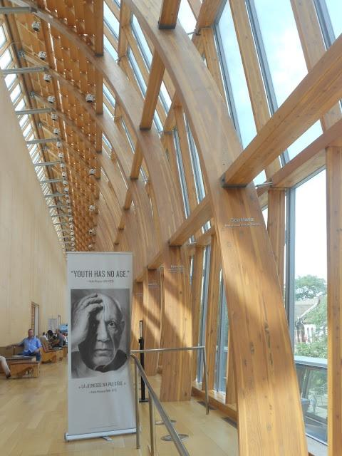 Art Gallery of Ontario Picasso Exhibit.