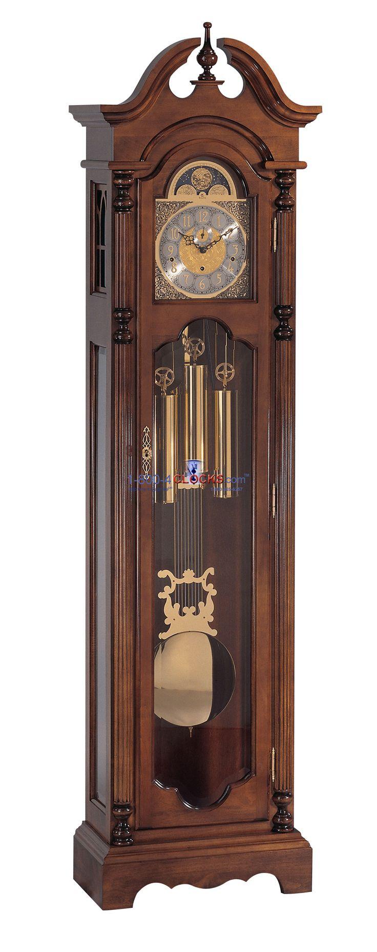 Bulova Newcastle Grandfather Clock Grandfather Clocks