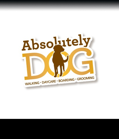 We designed this logo for a local dog business. Very successful dogs!