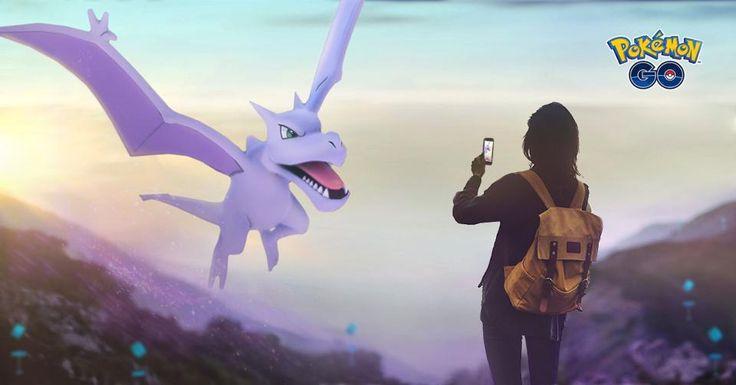 Pokemon GO Announces Adventure Week, A Rock Type Event With Buddy Bonuses