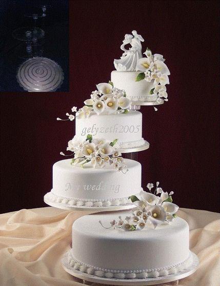 Best 25 Wedding Towel Cakes Ideas On Pinterest
