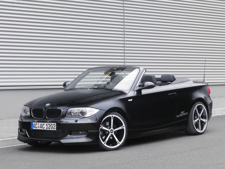 2008 AC Schnitzer BMW 1-Series Convertible - Front And Side Type5 Wheels - 1280x960 - Wallpaper