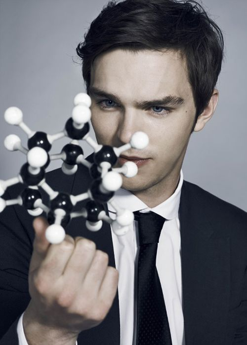 He's just too perfect I can't even deal Nicholas Hoult