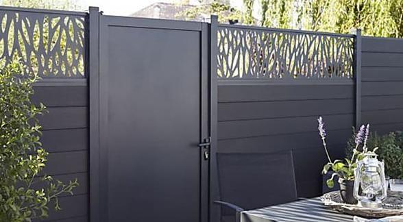 28 Superbes Idees Pour Embellir Votre Terrasse Cloture Jardin