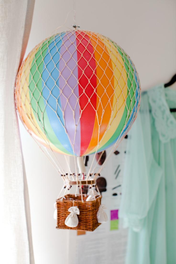 luftballong.
