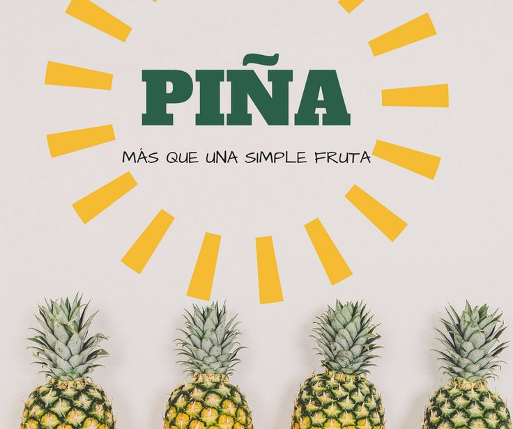 La piña o ananá, es una deliciosa fruta tropical que posee unas propiedades excelentes para la salud y además, adelgazantes. Descubre mucho más...
