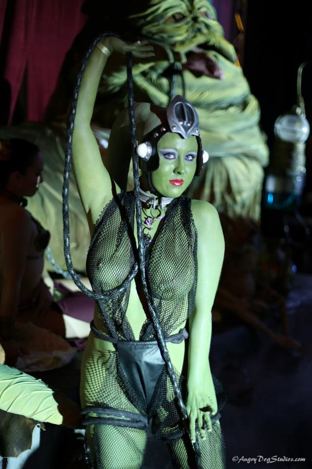 nude star wars cos play