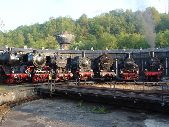 Eisenbahnmuseum, Bochum-Dahlhausen
