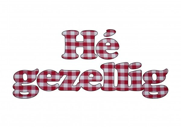 'gezellig' cannot be translated in any other language
