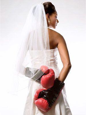 Noiva emagrecer