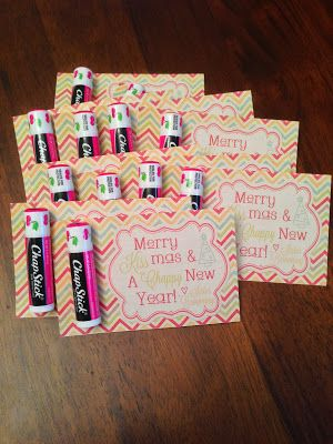 Quick & Easy gift! Perfect for my young women. Merry ChristmasChristmas  Gift IdeasWomens ...