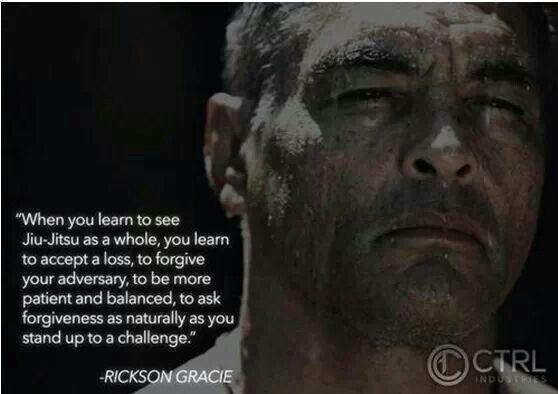 -Rickson Gracie #Blacklistbjj #BJJ