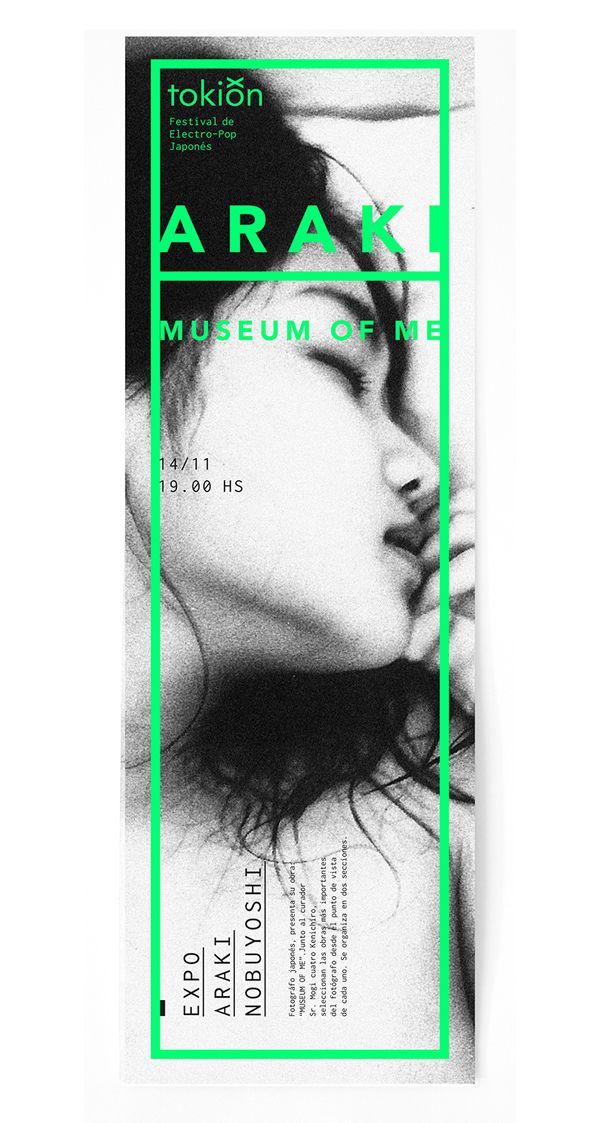 Araki · Museum of me by Emilia Molina Carranza, via Behance