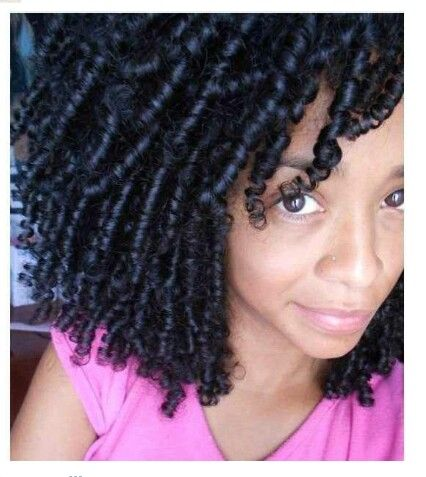 Finger Coil Curls Fashion And Natural Hair Pinterest
