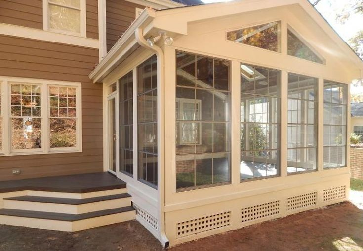 Best 25 3 season room ideas on pinterest three season for Three season porch