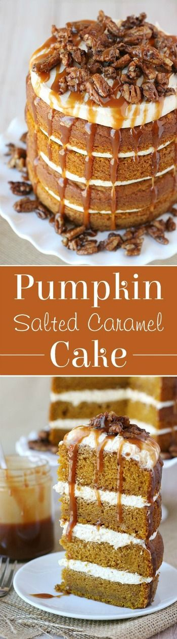 Top 8 Fall Cakes | Here are the 8 best fall cakes that will knock your socks off.