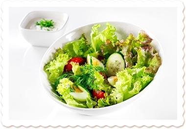 Mummon salaatti | Oksasen Puutarha