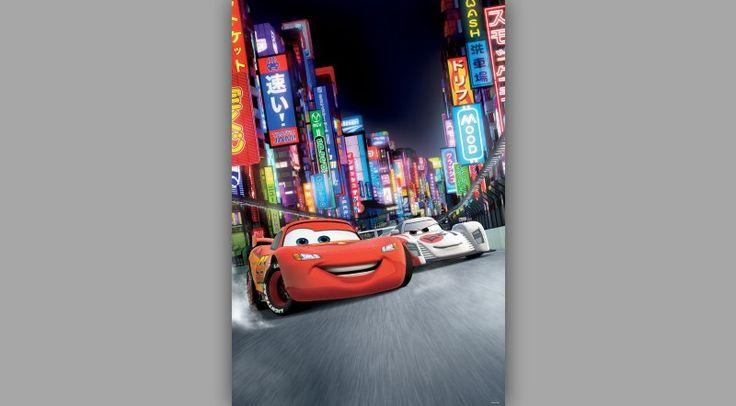 fototapet copii Cars Disney (7)