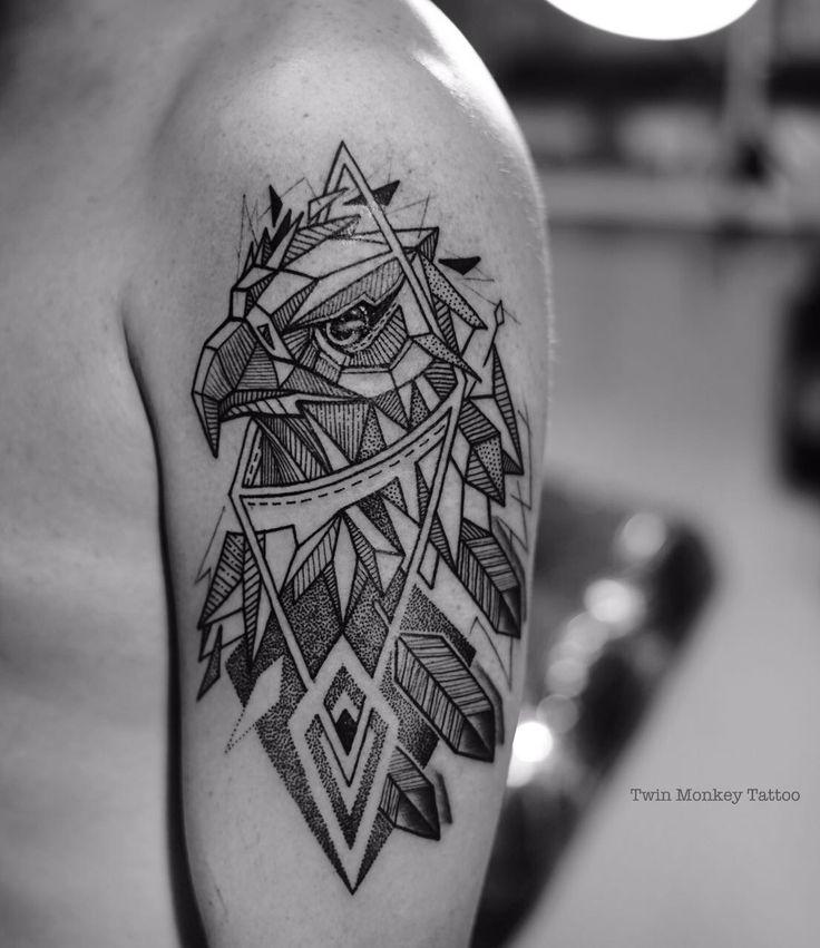 Imagem relacionada Eagle tattoos  http://tattoosme.com/eagle-tattoos/
