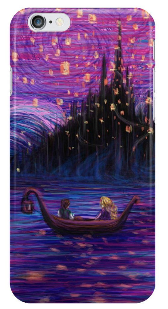 This Disney Tangled iPhone case is precious ($25)