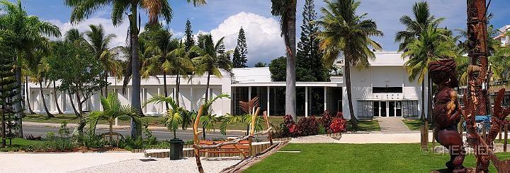 Musee de Nouvelle Caledonie, Noumea