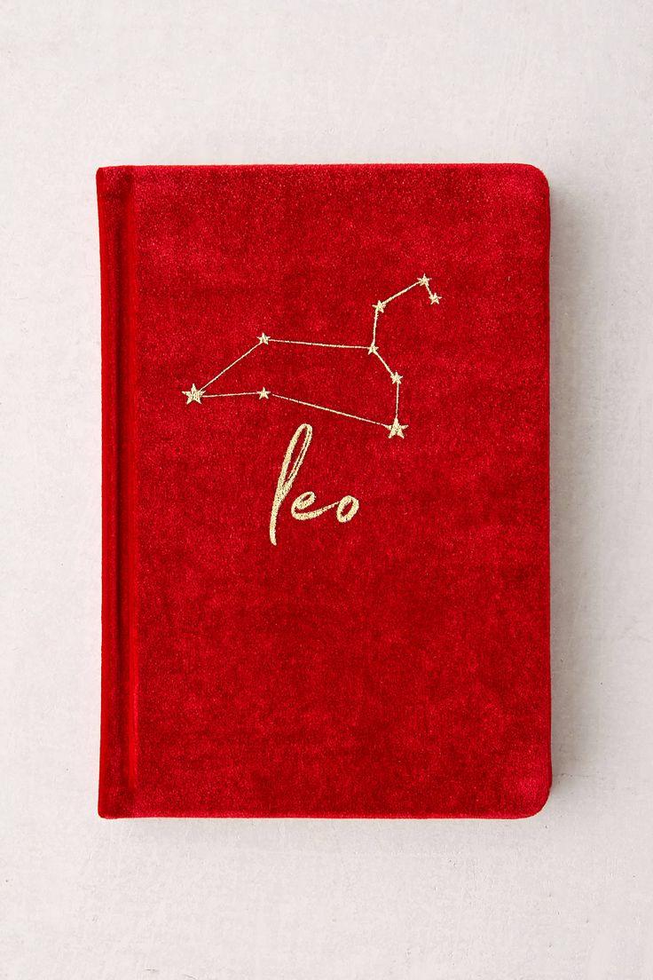 Velvet Zodiac Journal   Urban Outfitters   Zodiac journal, Cute ...