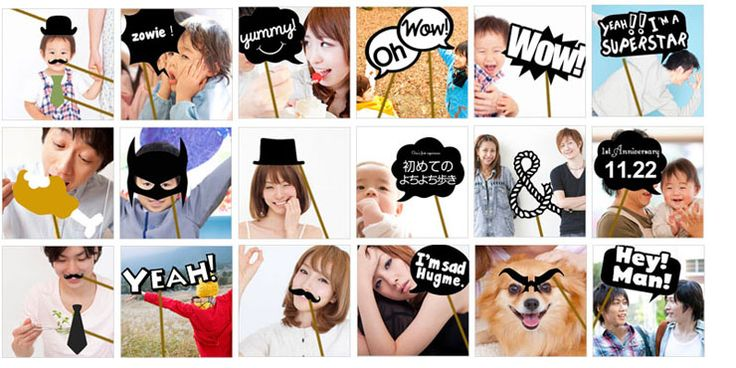 How to Set Up a DIY Photo Booth With Props and