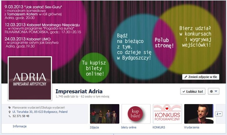 Cover photo Impresariatu Adria