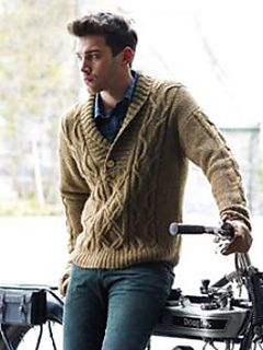 Moorhouse by Martin Storey Published in  Dalesmen Craft Knitting Category Sweater → Pullover Published August 2011