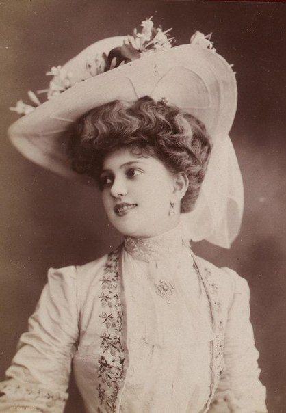 Красавицы начала ХХ века