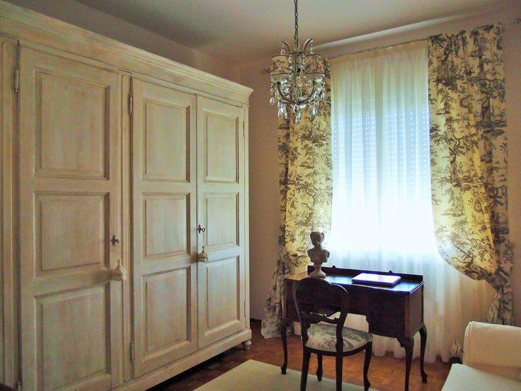 Il Blog di Antichità Bellini  : Passione Toile de Jouy,  la casa di Patrizia