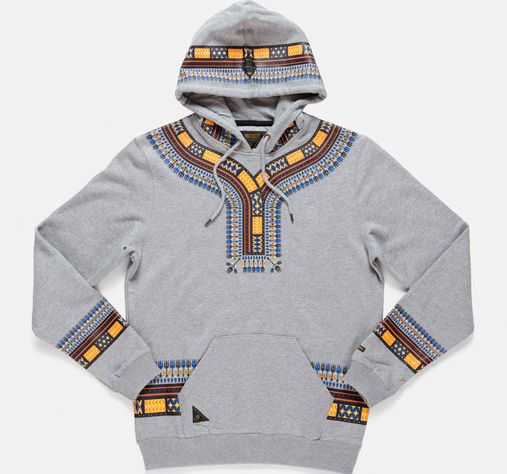 The Giant Peach - 10Deep - Dashiki Hoodie, Heather Grey, $118.00 (http://www.thegiantpeach.com/10deep-dashiki-hoodie-heather-grey/)