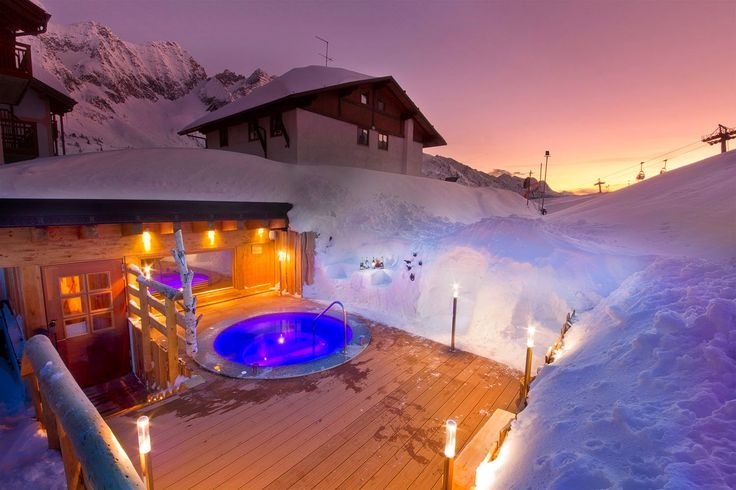 LA TORRETTA SKI & WELLNESS HOTEL: La Toretta - Passo del Tonale - Ski e Relax Totale...
