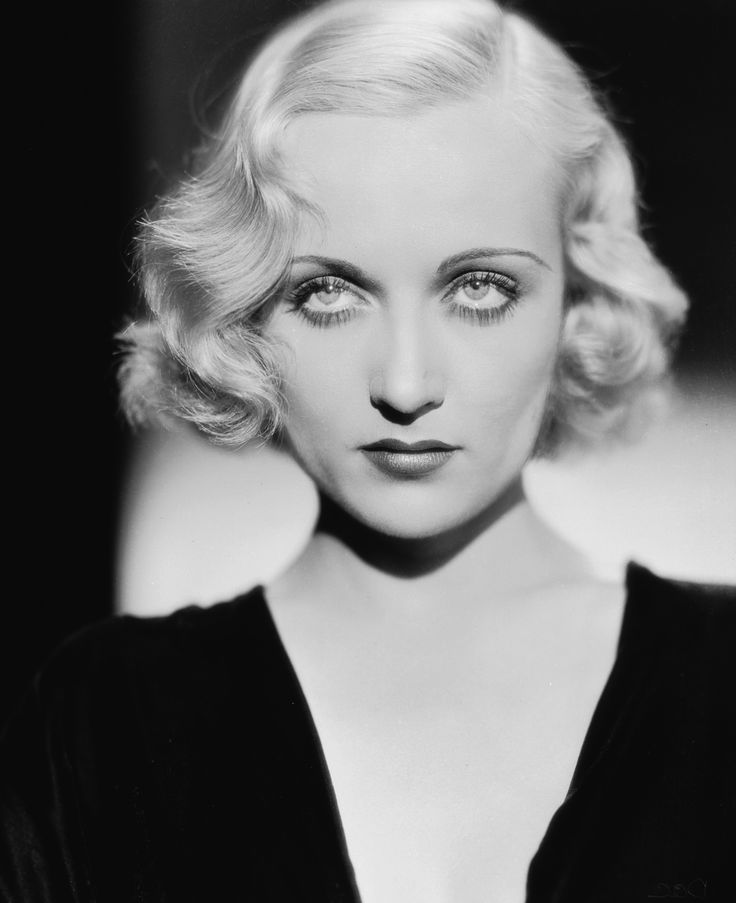 1933: Deep Side Part 1933: DEEP SIDE PART A trend that has yet to go out of style, the deep side part was beloved by stars including Carole Lombard as well as millions of women alike. Check out our simple tutorial on how to get it yourself.