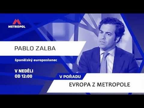 Evropa z Metropole: Pablo Zalba