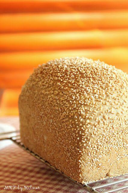 Mis recetas favoritas: Pan de avena y amaranto
