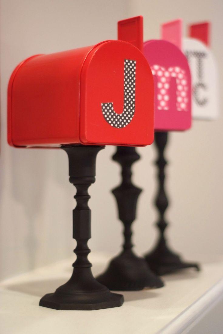 Diy Valentine Love Letter Mail Boxes