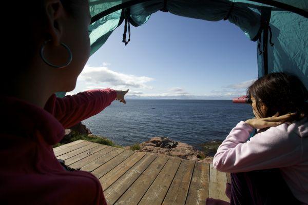 Entendez-vous le souffle des baleines ?