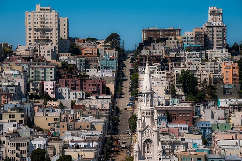 .San Francisco / By Manu Foissotte