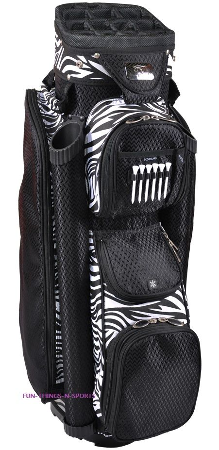 Las Boutique Golf Bags Cart Bag Zebra New 2017 Womens Http