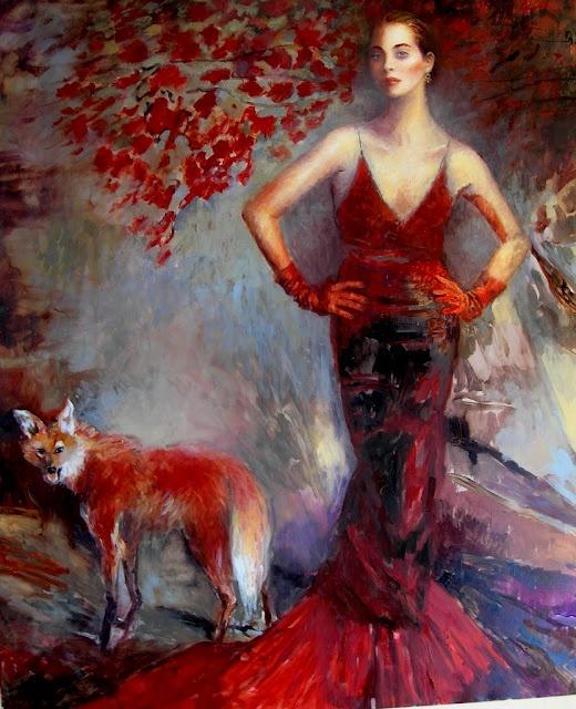 Joanna Zjawinska.  Wish I had this piece.