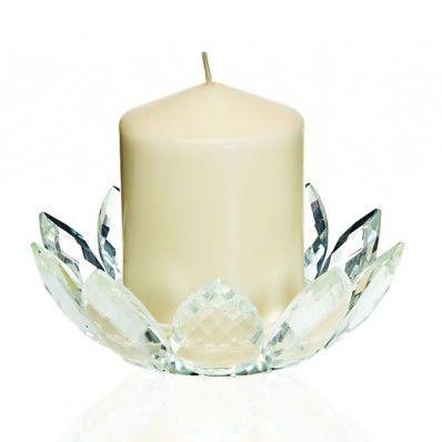 Stunning Newgrange Living Lotus Pillar Candleholder <3
