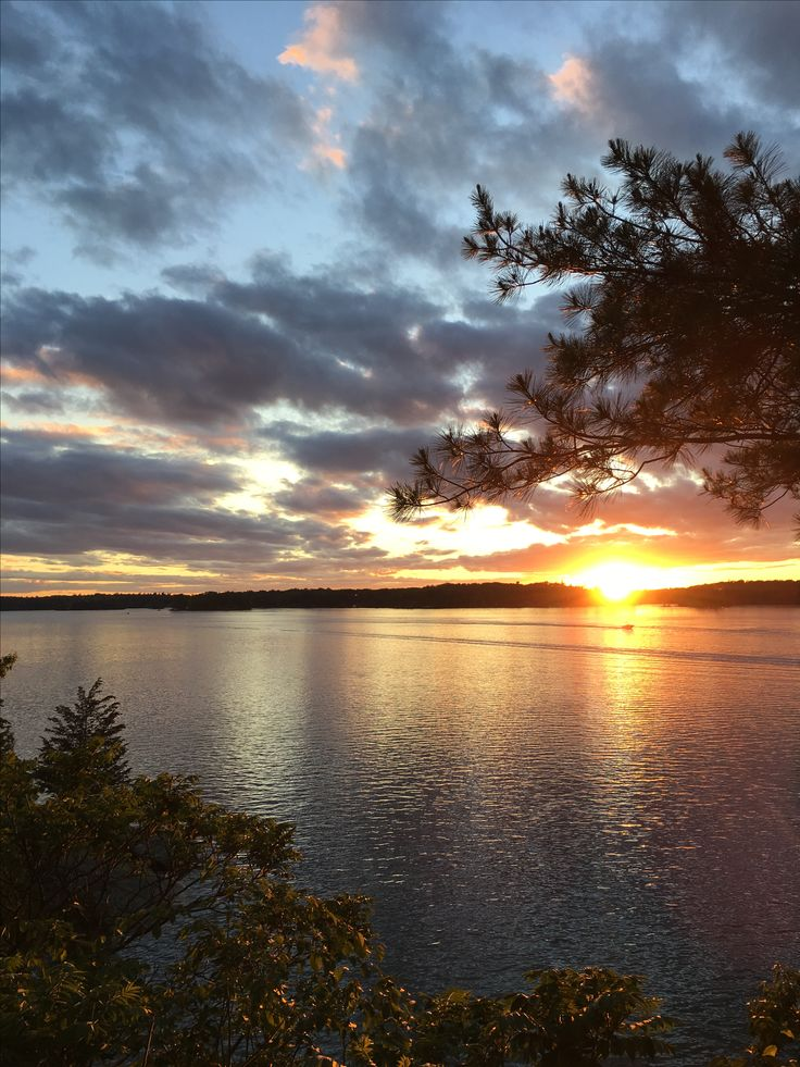 Saint Lawrence Seaway New York