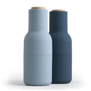 Danish design brand Menu's Bottle Grinder mills are more than just salt and pepper. Adjustable grinding mechanism which allows you to mill a range of other spices too.