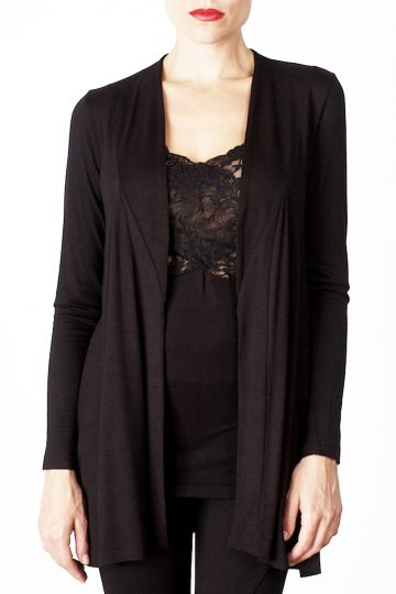 Long Line Cardigan from Layer'd