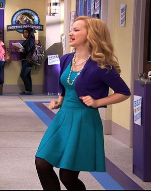 Outfit worn by Liv Rooney in Liv and Maddie. Shop the Screen with Spylight!